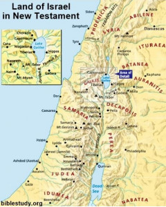 Israel During New Testament Times